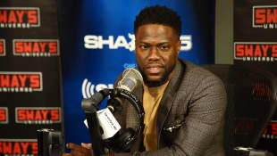 Actor/Comedian Kevin Hart