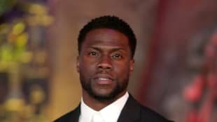 Kevin Hart Reveals His Natural Grey Hair Look During Social Distancing - See It Here
