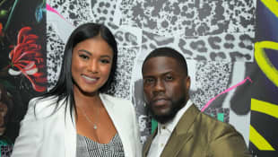 Kevin Hart and wife Eniko Parrish baby second child 2020