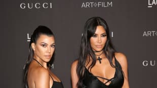 "A Source Reveals Kourtney Kardashian Takes Kim's Kids Amid Kanye West Drama: ""They've Circled Around The Kids"""
