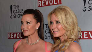 "'RHOBH': Kyle Richards Fears For Sister Kim Following Breast Implant Removal: ""I Lost My Mom To Breast Cancer"""