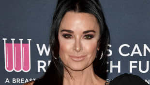 'RHOBH': Kyle Richards Explains Reason Behind Breaking The Fourth Wall Amid Denise Richards Drama