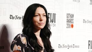 "Laura Prepon Reveals Her Mother Taught Her Bulimia In New Book: ""It Was Our Shared Secret"""