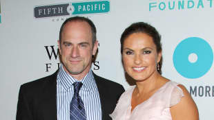 'Law & Order: SVU': Mariska Hargitay Welcomes Back Christopher Meloni With Birthday Greeting