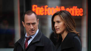 "'Law & Order: SVU': Writer On ""Elliot Stabler"" Spin-Off Fired After Threatening Protestors On Social Media"
