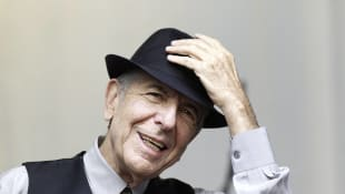 Leonard Cohen's 'Thanks For This Dance' Gets New Music Video - Watch it here!