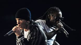 Eminem and Lil Wayne Reveal They Google Their Own Lyrics To Avoid Repeating Verses