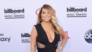 Mariah Carey grew up in a poor neighbourhood