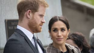 "Harry & Meghan are the ""big losers"" in the royal family during the lockdown."