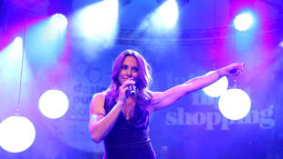"Mel C Of The Spice Girls Releases Solo Album, Says It Represents A ""New Chapter"" In Her Life"
