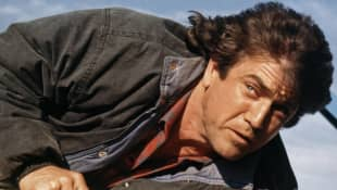 Mel Gibson in 'Lethal Weapon 2'