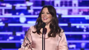 Melissa McCarthy at the People's Choice Awards