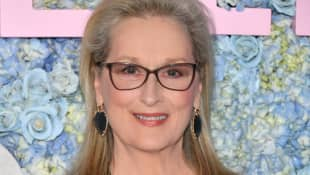 "Meryl Streep attends the ""Big Little Lies"" Season 2 Premiere"