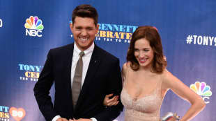 Michael Buble Has Received Death Threats Over Instagram Controversy, Says Wife Luisana Lopilato