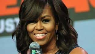 "Michelle Obama Releases Podcast, Gives Barack An ""Intimate"" Grilling"