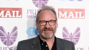 Nick Miles attends The Pride of Birmingham Awards, in partnership with TSB at University of Birmingham on March 26, 2019 in Birmingham, United Kingdom