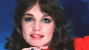 "Pamela Sue Martin in ""Dynasty"""