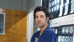 "Patrick Dempsey in ""Grey's Anatomy"""
