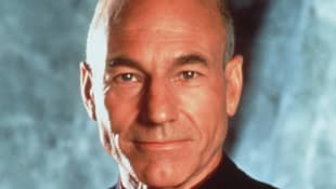 Patrick Stewart Star Trek The Next Generation