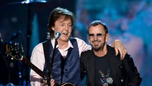 "Paul McCartney Leads Tributes To Beatles Drummer Ringo Starr On His 80th Birthday: ""My Long Time Buddy"""