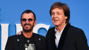 "Paul McCartney Shares ""Beautiful Night"" Video With Ringo Starr: ""It Felt Like The Old Days"""