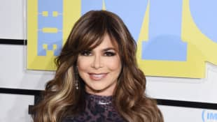 "Paula Abdul attends the screening of ""Impractical Jokers: The Movie"" at AMC Lincoln Square Theater on February 18, 2020 in New York City"