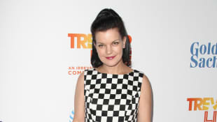 Pauley Perrette played Abby Sciuto on NCIS