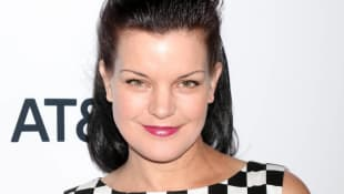 "Pauley Perrette says her new CBS sitcom ""really makes people happy""."