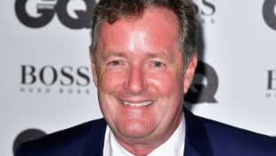 "Piers Morgan called Meghan Markle a ""mini royal Kim Kardashian"" in a documentary."