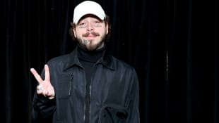 Post Malone Wows With Nirvana Tribute Concert For COVID-19 Relief - Watch It Here!