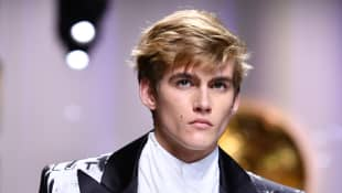 "Presley Gerber: ""People Love To Hate"" Him Over Face Tattoo"