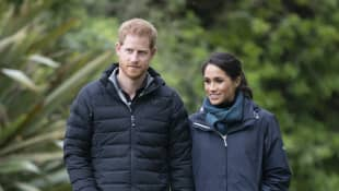 Are Prince Harry & Meghan Markle joining the paid speaking circus?