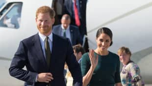 Prince Harry & Meghan Markle News TV film Project In Hollywood
