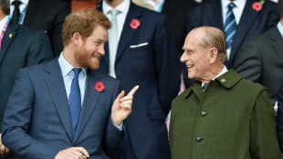 """Prince Philip on Prince Harry's royal exit """"Dereliction Of Duty"""""""