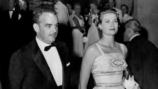 Prince Rainier and Princess Grace Patricia of Monaco