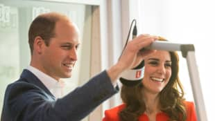 Prince William & Duchess Kate Delivered An Important Nationwide Radio Broadcast Today