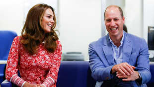 Prince William Duchess Kate London 2020 pictures