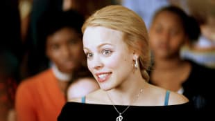 Rachel McAdams was no longer a teenager in the film Mean Girls!