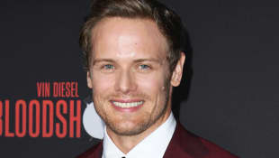 According To New Poll, 'Outlander' Star Sam Heughan Is The Fan Favourite To Play James Bond