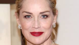"Sharon Stone Says She's Had ""A Really Hard Time"" With Ex Steve Bing's Death"