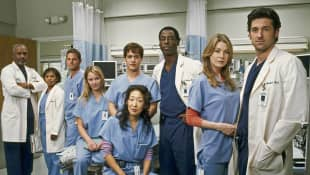 The cast of 'Grey's Anatomy'