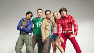 Cast of 'The Big Bang Theory'