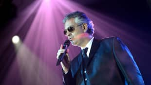 Tenor Andrea Bocelli Wows In Easter Sunday Concert Live From Italy - Watch It Here!