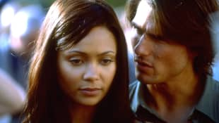 "Thandie Newton Recalls Tom Cruise's Intensity On 'Mission: Impossible 2': ""I Was So Scared"""