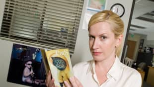 'The Office': Angela Kinsey Shares Instagram Post With Co-Star Creed Bratton