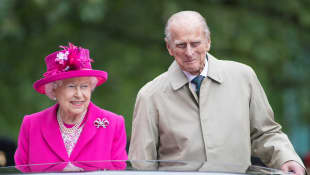 The Royal Family Shares New Portrait Of The Queen & Prince Philip For His 99th Birthday!