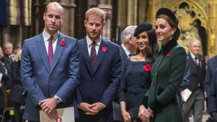 'This Is How Harry, Meghan, William & Kate Have Addressed The Black Lives Matter Protests So Far