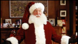 Tim Allen as Santa Clause