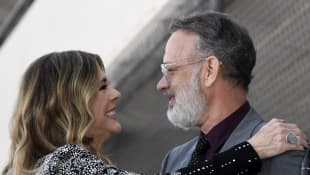 Tom Hanks & Rita Wilson To Give Blood To COVID-19 Research Recovery Hank-ccine Hankccine