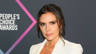 Victoria Beckham Shares Her Past Style And Tight Clothes Were A Sign Of Insecurity